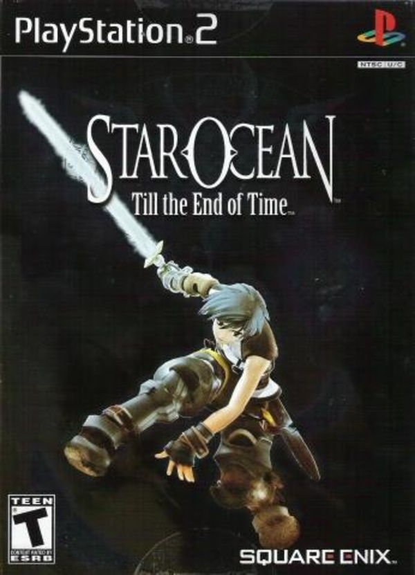 Cover zu Star Ocean till the End of Time
