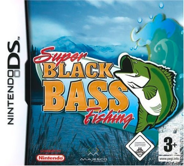 Cover zu Super Black Bass Fishing