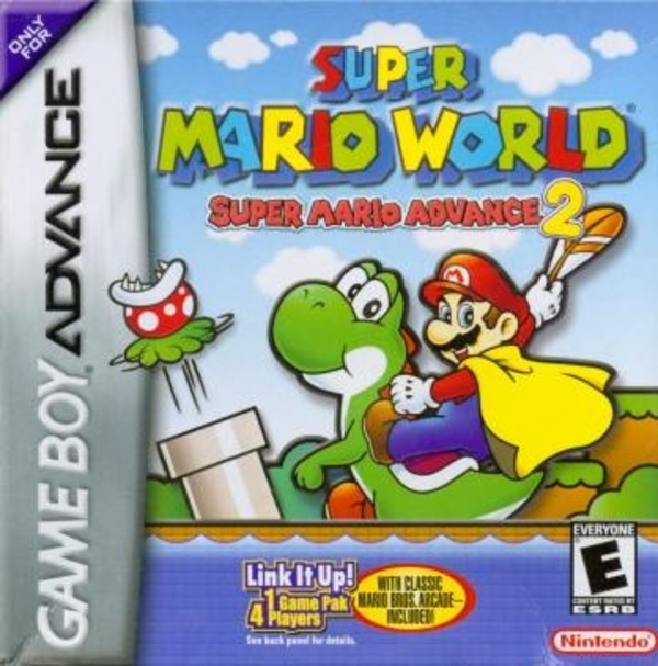 Cover zu Super Mario World: Super Mario Advance 2