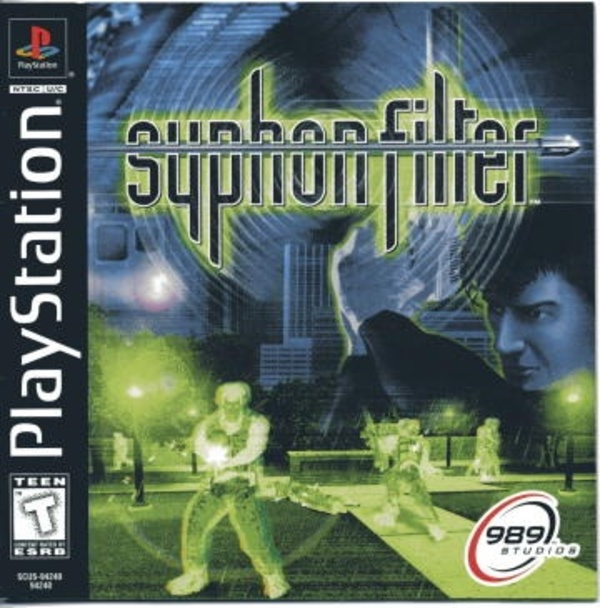 Cover zu Syphon Filter
