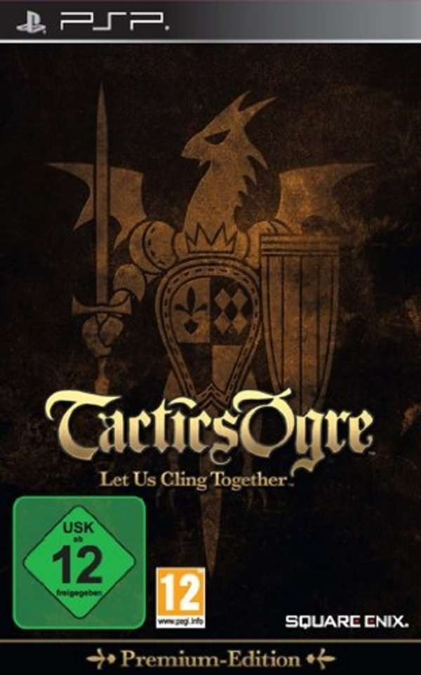 Cover zu Tactics Ogre: Let us cling together