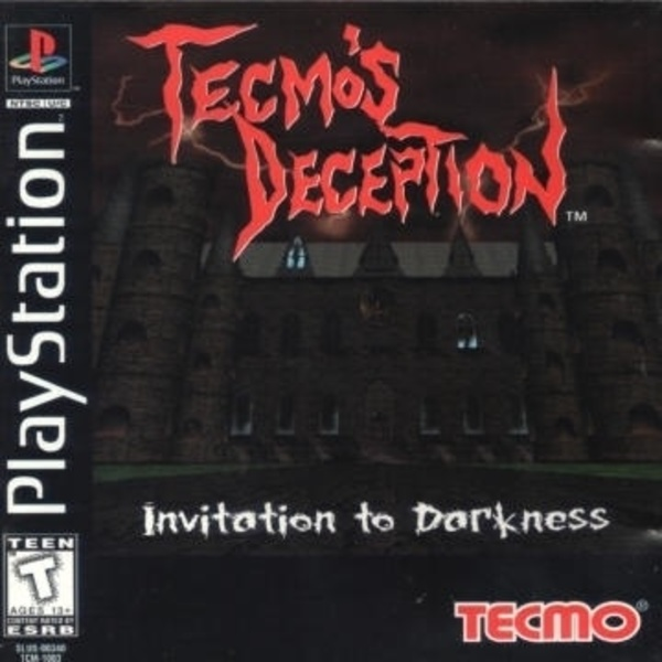 Cover zu Tecmo's Deception
