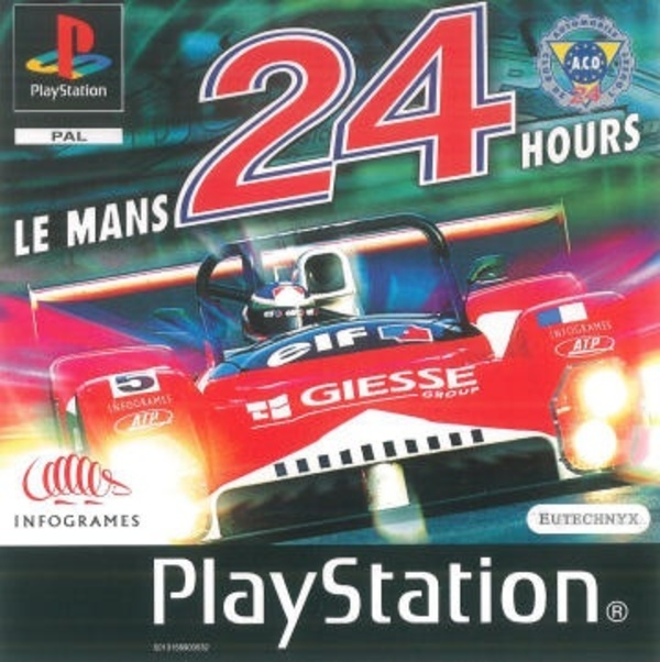 Cover zu Test Drive: Le Mans