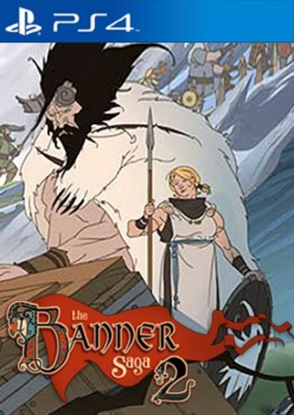 Cover zu The Banner Saga 2
