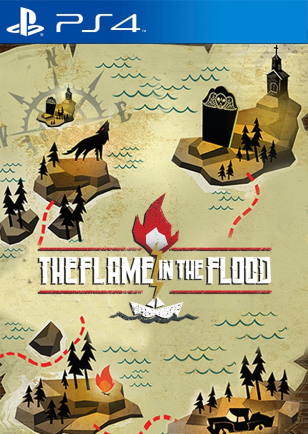 Cover zu The Flame in the Flood