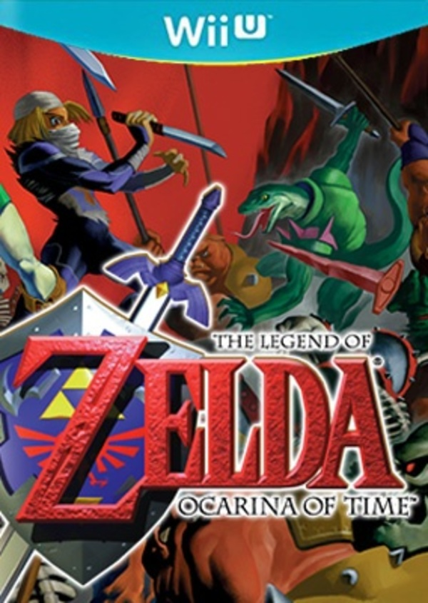 Cover zu The Legend of Zelda: Ocarina of Time