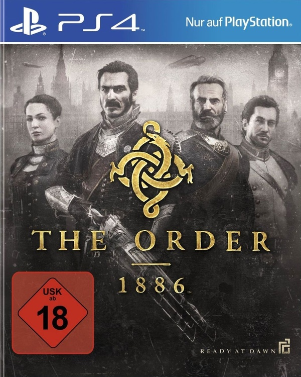 Cover zu The Order: 1886