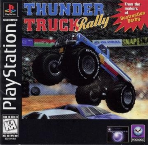Cover zu Thunder Truck Rally