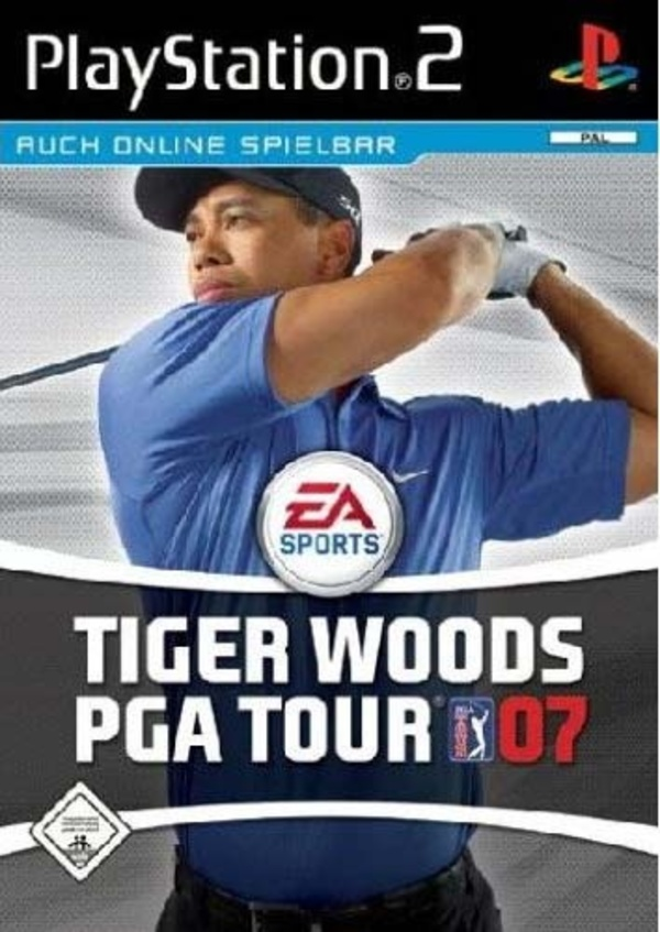 Cover zu Tiger Woods PGA Tour 07