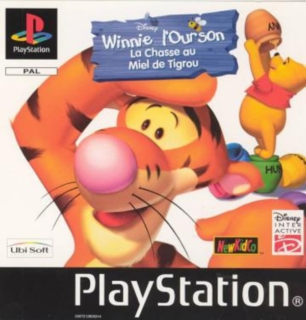 Cover zu Tigger's Honey Hunt