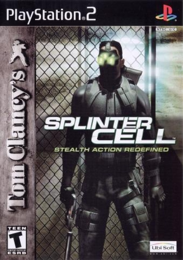 Cover zu Splinter Cell