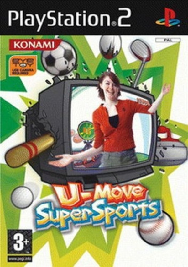 Cover zu U-Move Super Sports