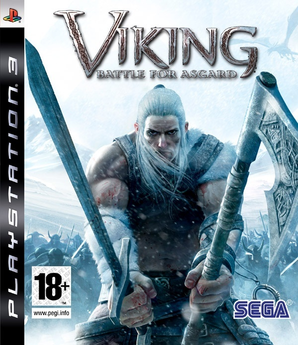 Cover zu Viking: Battle for Asgard