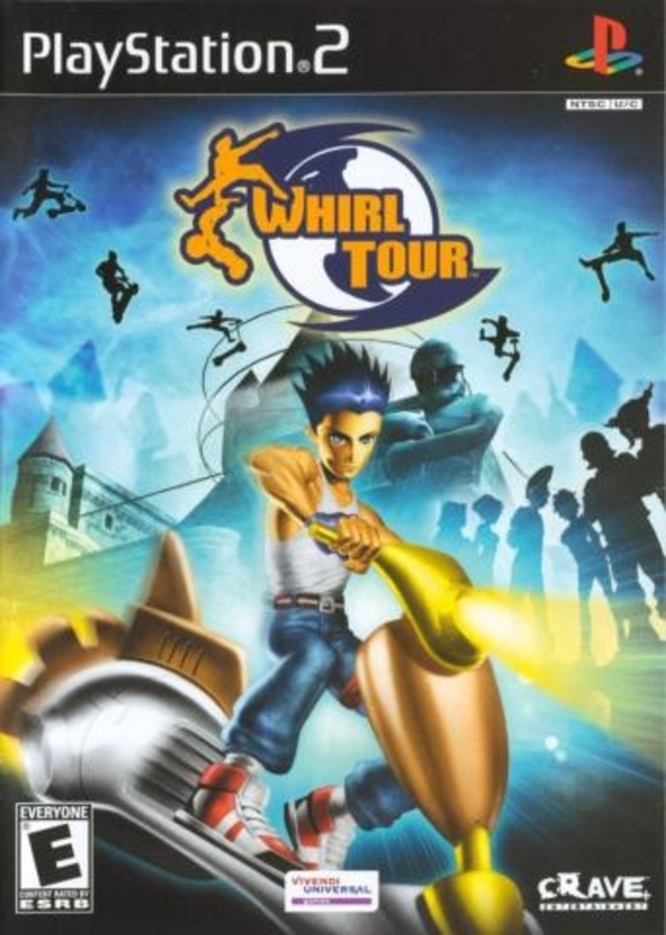 Cover zu Whirl Tour