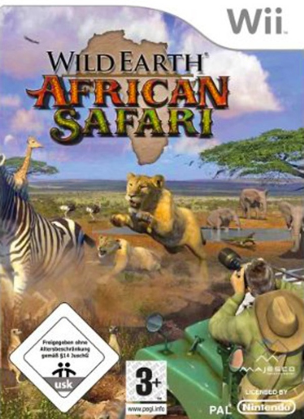 Cover zu Wild Earth: African Safari