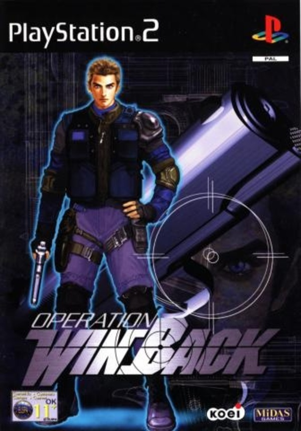 Cover zu WinBack: Covert Operations
