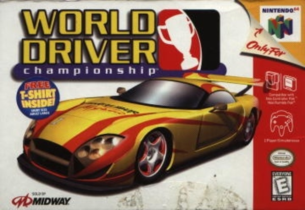 Cover zu World Driver Championship