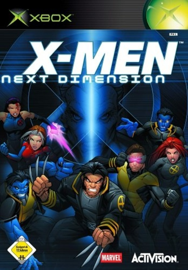 Cover zu X-Men: Next Dimension