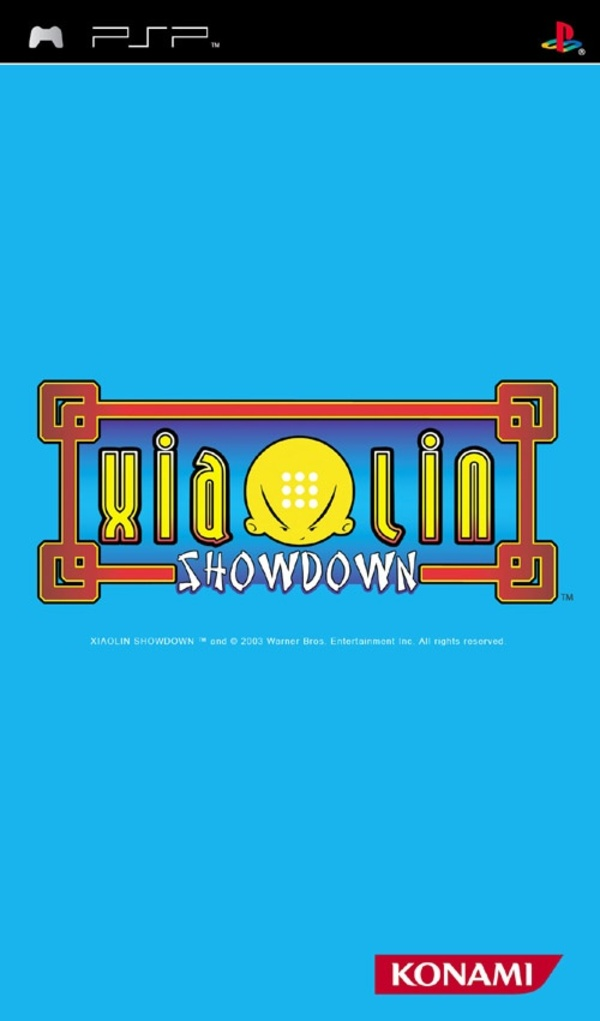 Cover zu Xiaolin Showdown