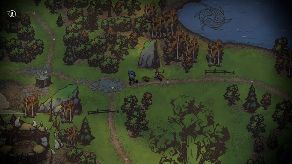 Screenshot zu Battle Chasers: Nightwar (Xbox One) - Screenshots