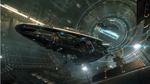 Screenshot zu Elite: Dangerous (Xbox One) - Screenshots der Xbox-One-Version