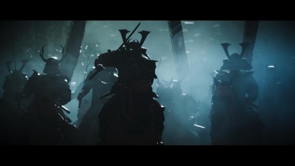 Screenshot zu Ghost of Tsushima (PS4) - Concept Art