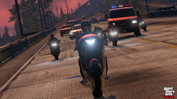Screenshot zu Grand Theft Auto 5 (PS4) - Bilder aus der PS4-/Xbox-One-Version