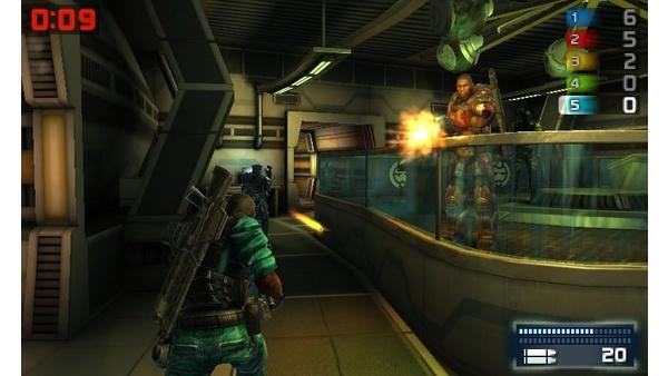 Screenshot zu Ironfall: Invasion (3DS) - Screenshots