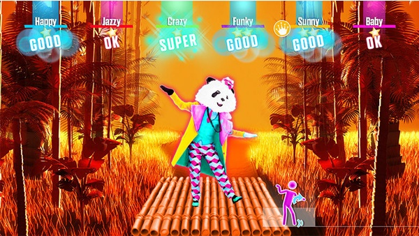 Screenshot zu Just Dance 2018 (PS4) - Screenshots