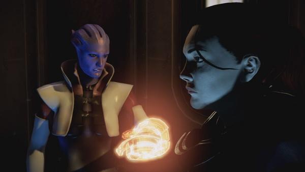 Screenshot zu Mass Effect 3 (PS3) - Screenshots aus dem »Omega«-DLC