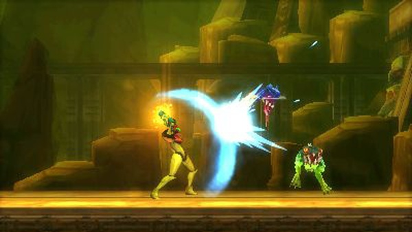 Screenshot zu Metroid: Samus Returns (3DS) - Screenshots