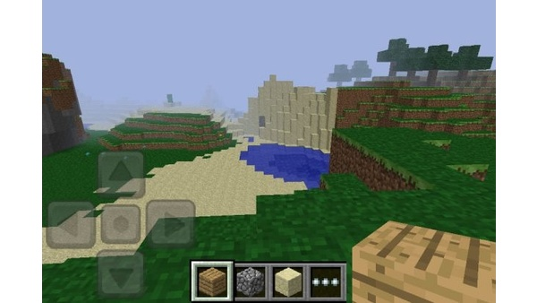 Screenshot zu Minecraft Smartphone (WP7) - Screenshots