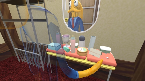 Screenshot zu Octodad: Dadliest Catch (Nintendo Switch) - Screenshots