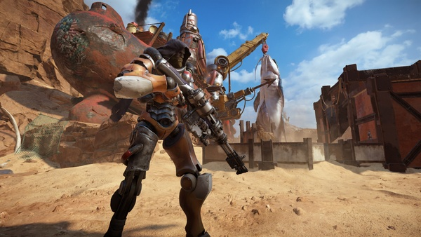 Screenshot zu Raiders of the Broken Planet (PS4) - Screenshots