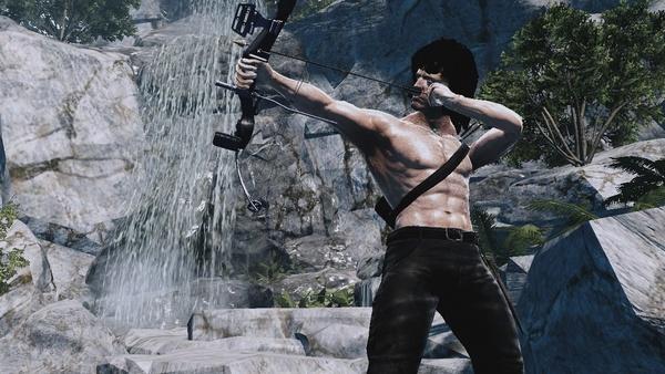 Screenshot zu Rambo: The Video Game (PS3) - Screenshots