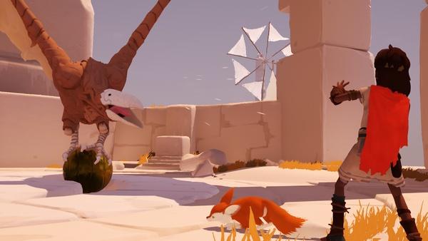 Screenshot zu Rime (PS4) - Screenshots