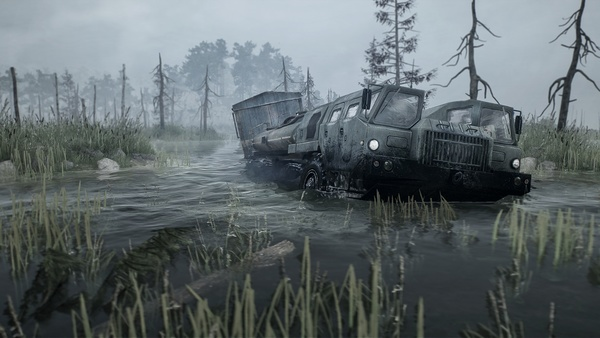 Screenshot zu Spintires: MudRunner (PS4) - Screenshots