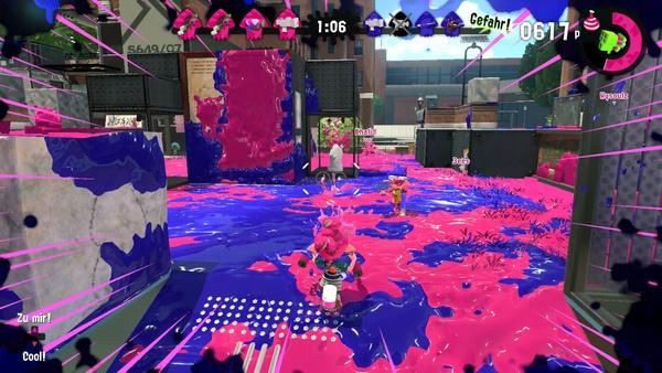 Screenshot zu Splatoon 2 (Nintendo Switch) - Screenshots