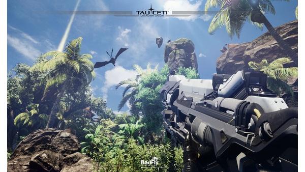 Screenshot zu TauCeti Unknown Origin (PS4) - Screenshots