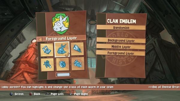 Screenshot zu Worms Battlegrounds (PS4) - Screenshots