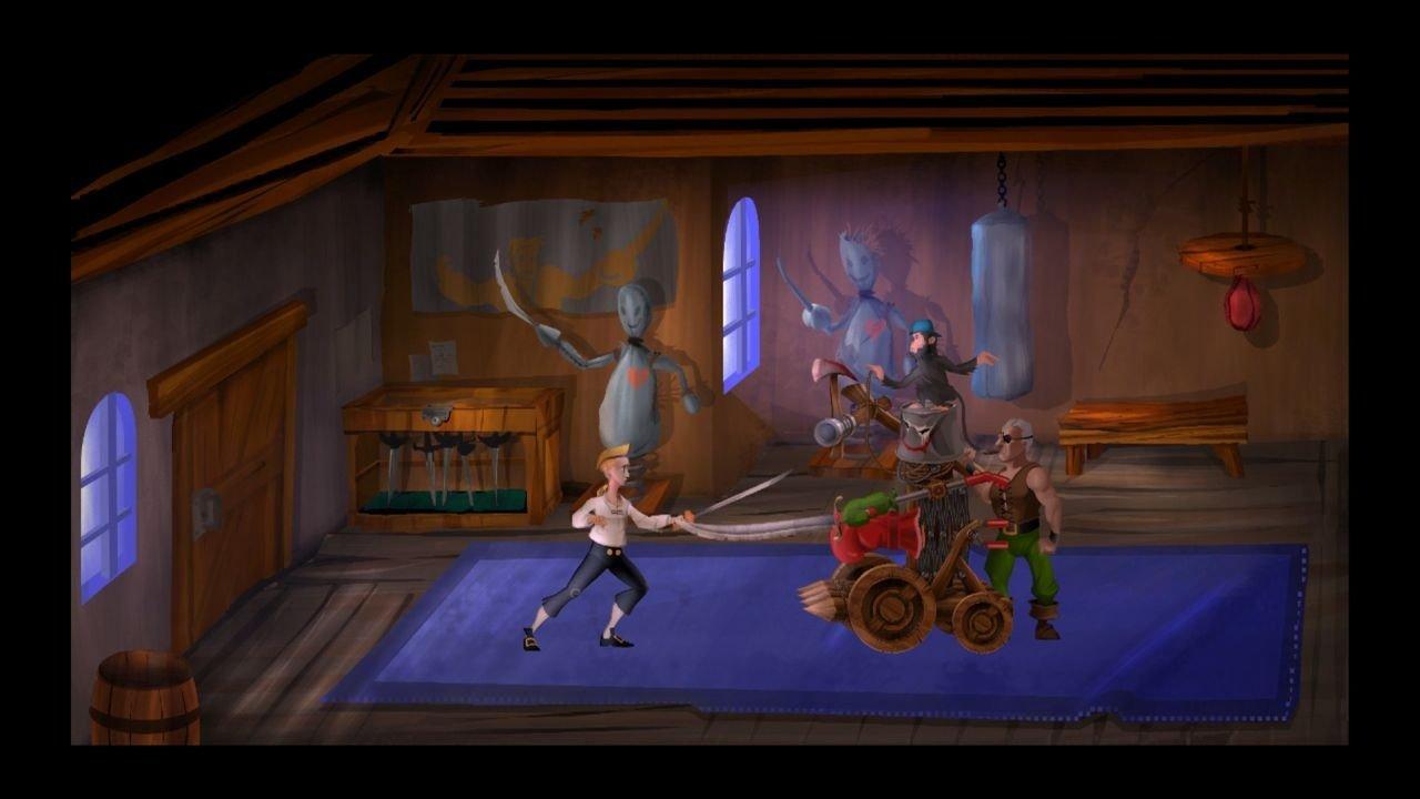 Test Monkey Island Xbox