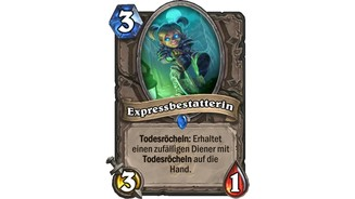 Hearthstone: Knights of the Frozen Throne