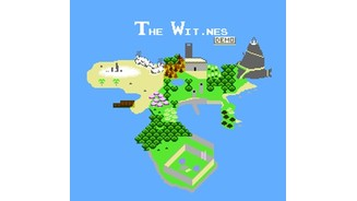 The Wit.nes (NES-Version von The Witness) - Screenshots
