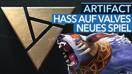 Artifact - Talk-Video: Hass auf Valves neues Spiel