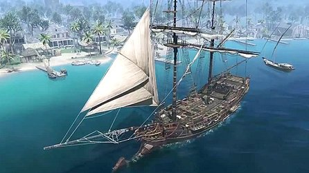 Assassin's Creed 4: Black Flag - Tutorial-Trailer #2: Upgrades der Jackdaw