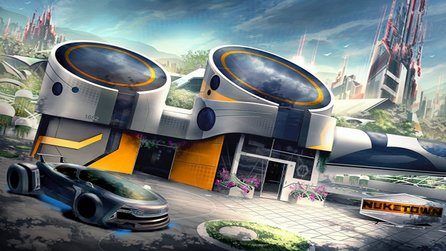 Call of Duty: Black Ops 3 - Nuketown: Zombie-Easter-Egg