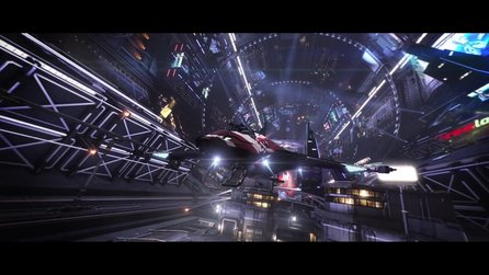 Elite: Dangerous - Launch-Trailer für die PS4-Version des Weltraum-Spektakels