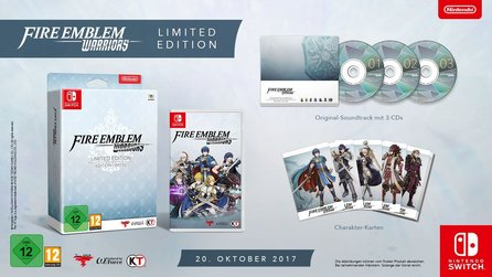 Fire Emblem Warriors Limited Edition für 55 Euro - Weitere Black Week-Angebote bei Saturn