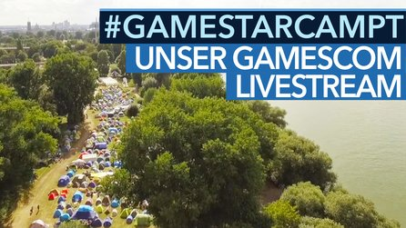 #GameStarCampt - Video: Alle Infos zu unserem gamescom-2017-Programm