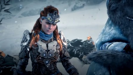 Horizon Zero Dawn: The Frozen Wilds - Kommentiertes Gameplay zeigt komplette Mission aus dem DLC